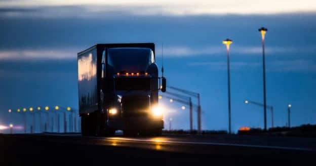 Lanterna Para Caminhão